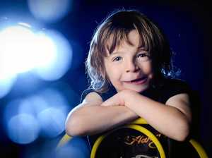 'Every face deserves a place': Coast boy lives acting dream