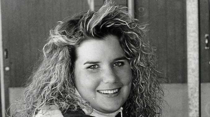 Former Ipswich swimmer Jenny McMahon.