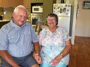 Milestone couple took no chances in 74 flood