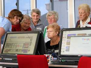 Grant allows seniors to learn new technology skills