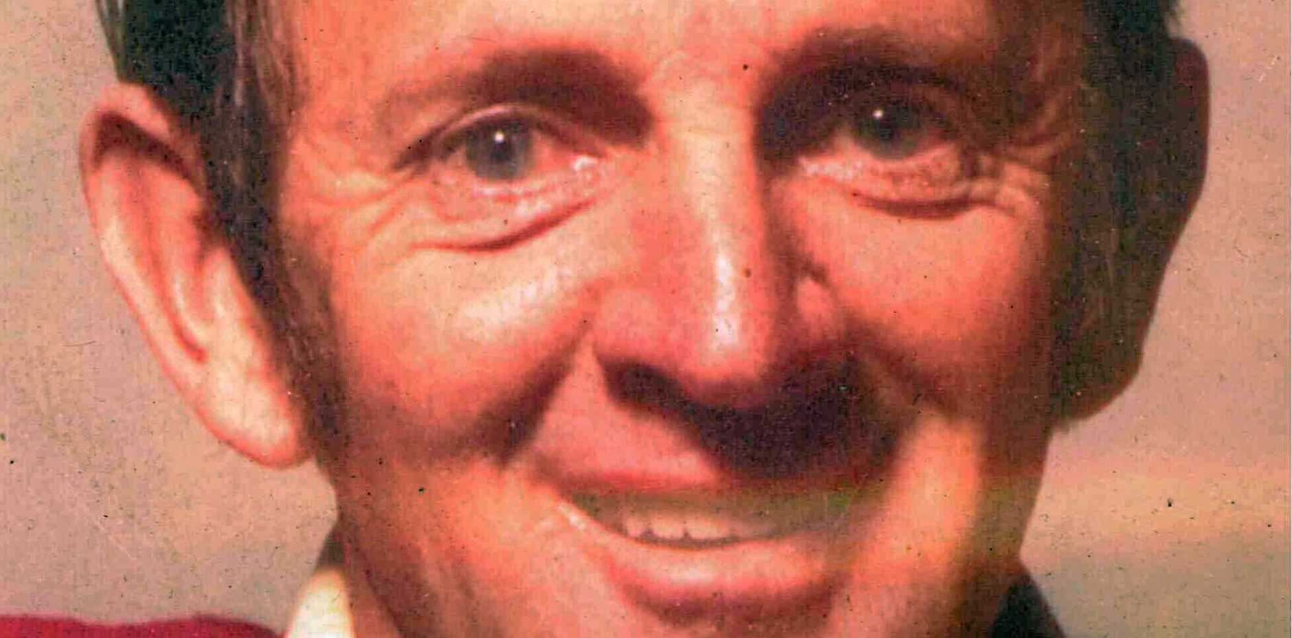 'RUBBER-STAMPED': Magistrate David O' Connell has raised questions as to why senior police never followed recommendations to further investigate Bryan Hodgkinson's murder, after a 2014 report by Detective Sergeant Wiggins.