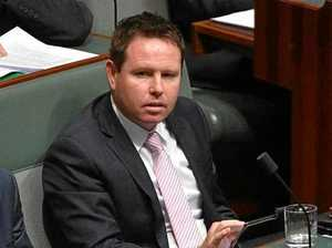Deputy PM 'disappointed' over Andrew Broad's alleged scandal