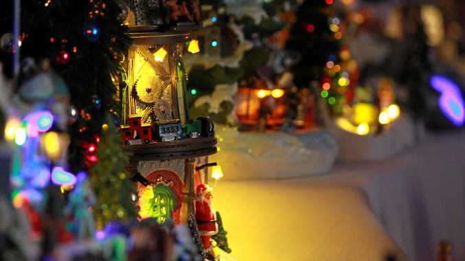 Where to discover Warwick's tiny world of Christmas magic