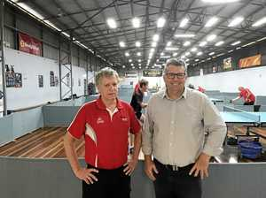 Funding hit for table tennis club