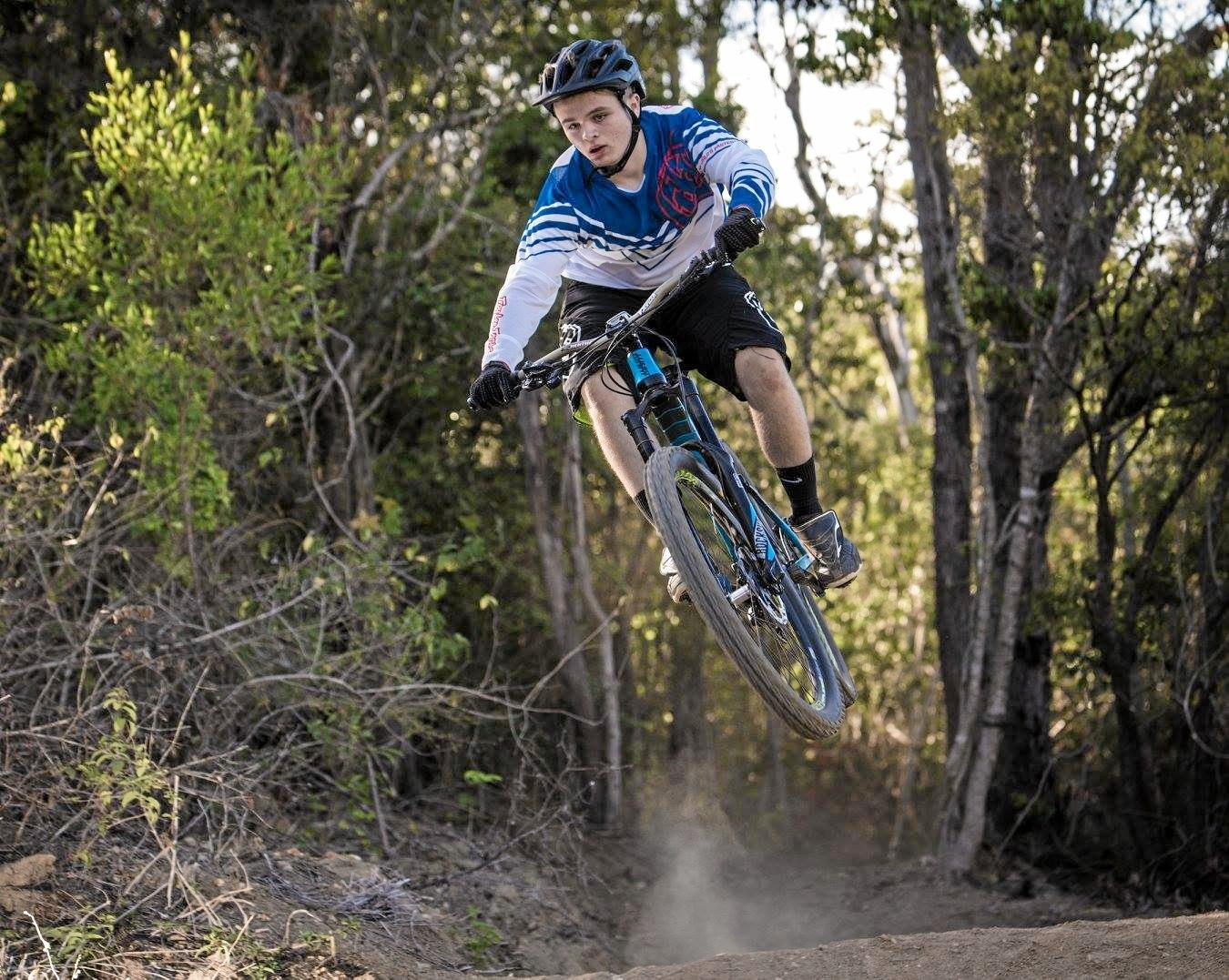 Matthew Hill is well known around Rockhampton, especially in the mountain biking community. The 19-year-old came off his bike on Frenchville Rd Tuesday and is in an induced coma in a Brisbane hospital.