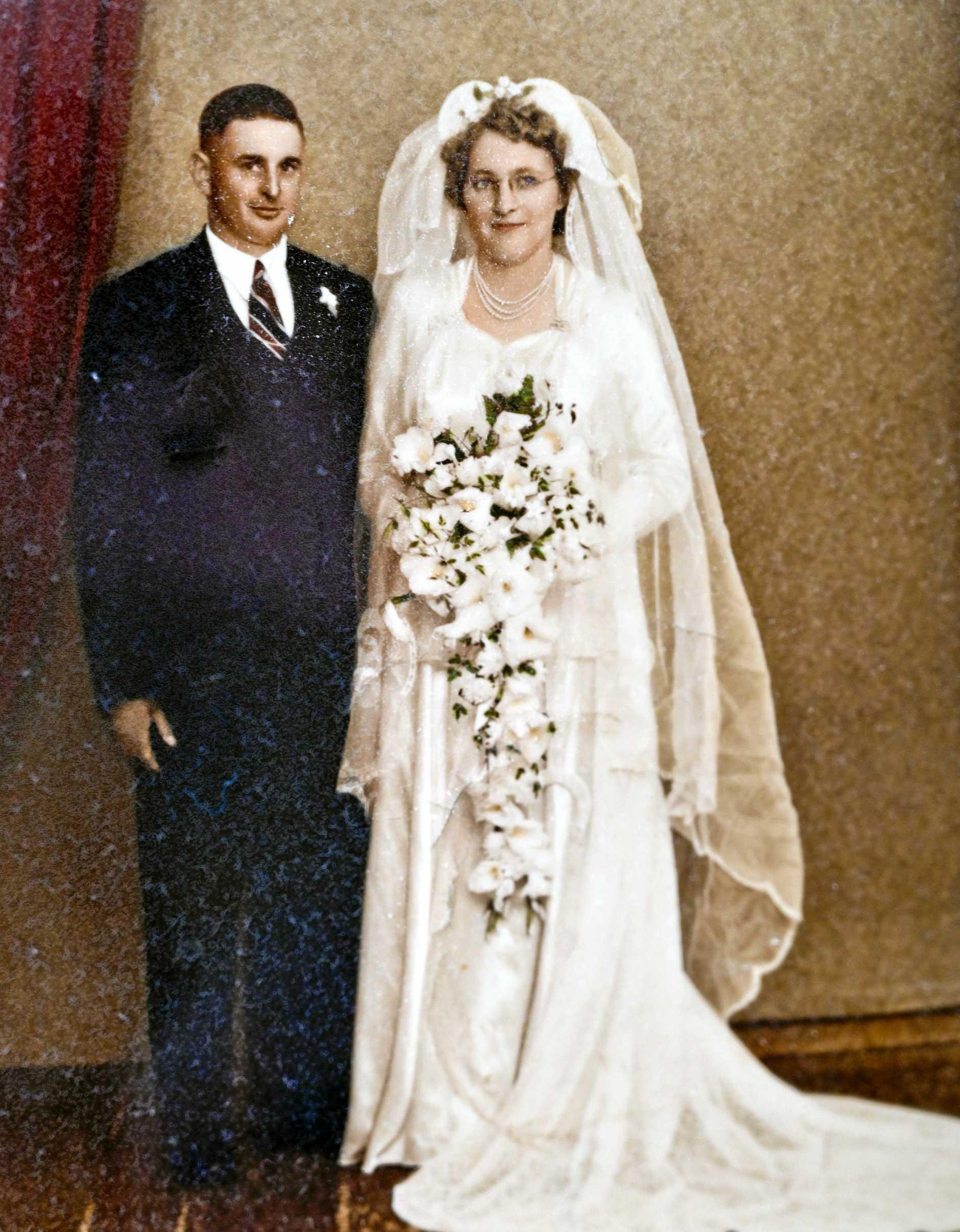 Dulcie Badrick celebrated her 90th birthday on Sunday along with her 68th wedding anniversary to her late husband, John Badrick.