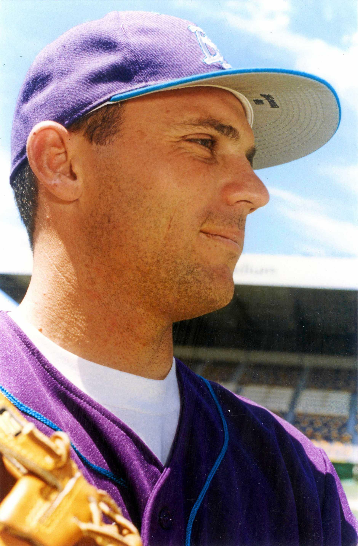 Former Ipswich, Brisbane Bandits and Australian baseballer Steve Hinton.