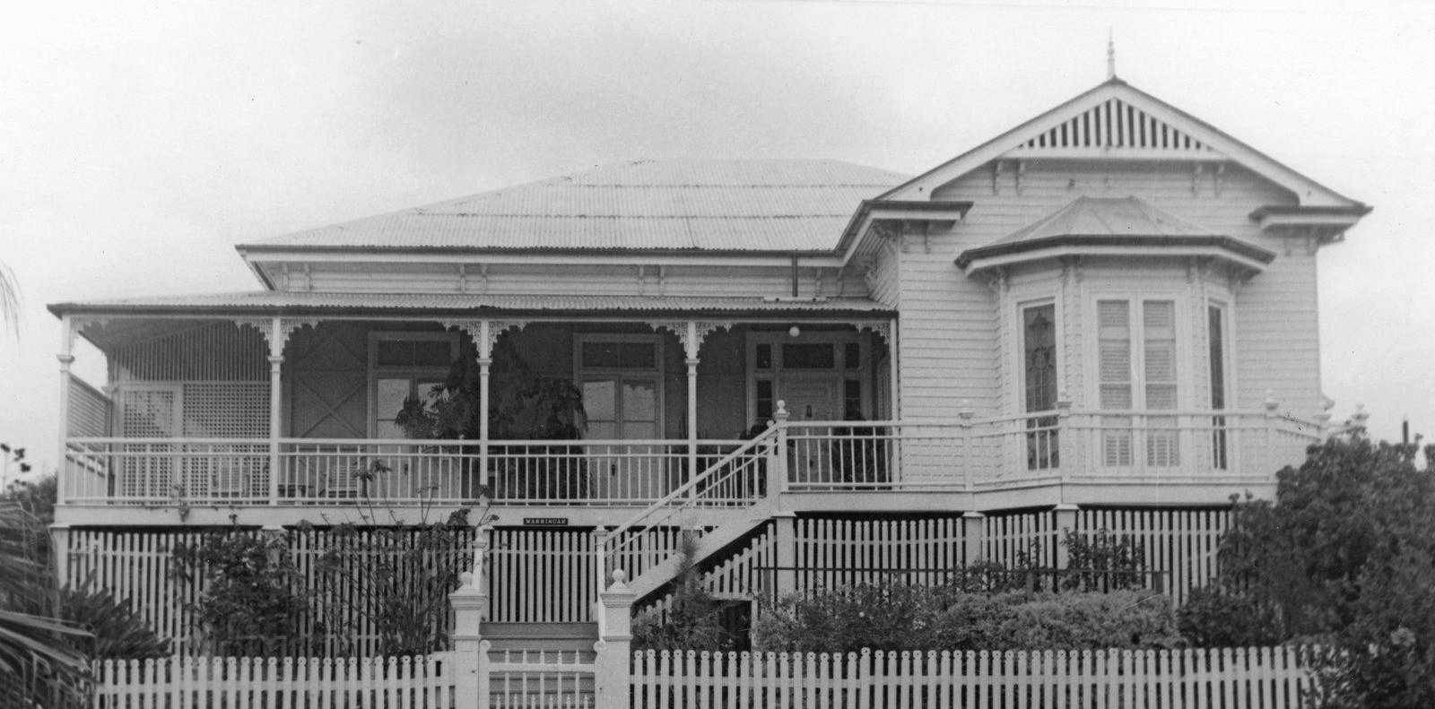 HISTORIC HOMES: The home at 58 Quay St, Bundaberg West.