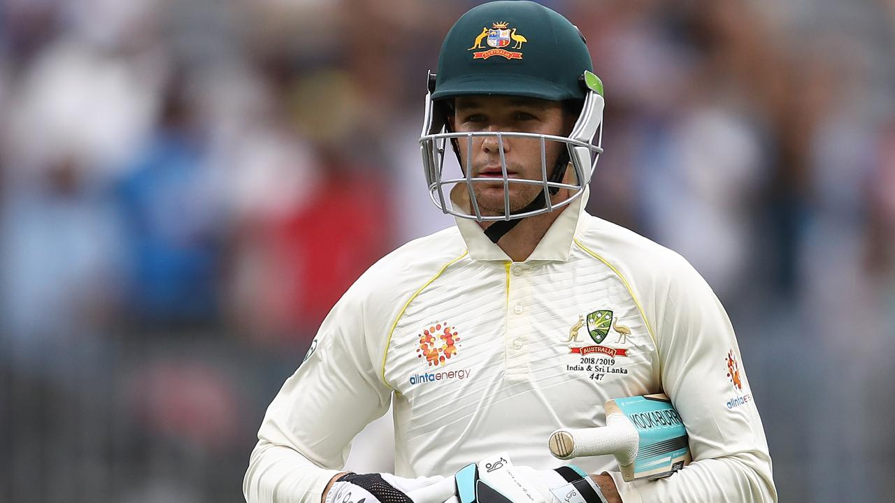 Justin Langer has encouraged Peter Handscomb to stay focused.