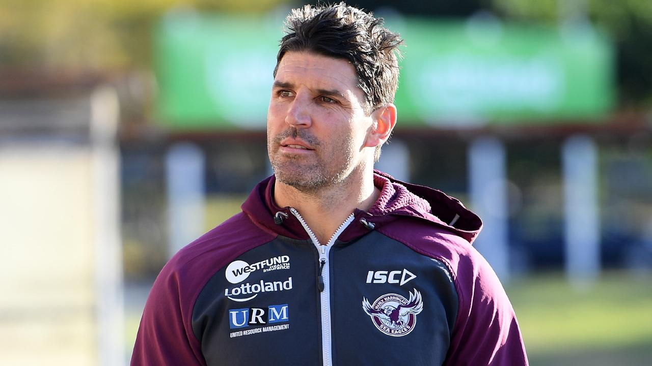 Trent Barrett is already in contention as a replacement. (AAP Image/Dan Himbrechts)