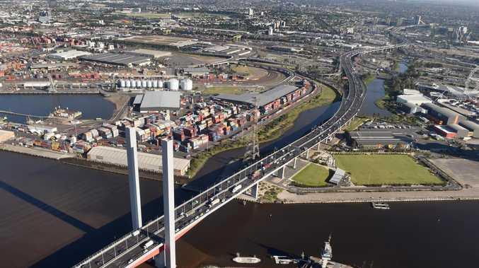 Bolte bridge. Picture: Jay Town