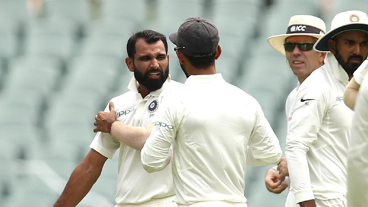 Mohammed Shami believes Indian made a mistake by not selecting a spininer for the second Test.