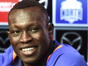 Why footy is rallying behind extraordinary Majak