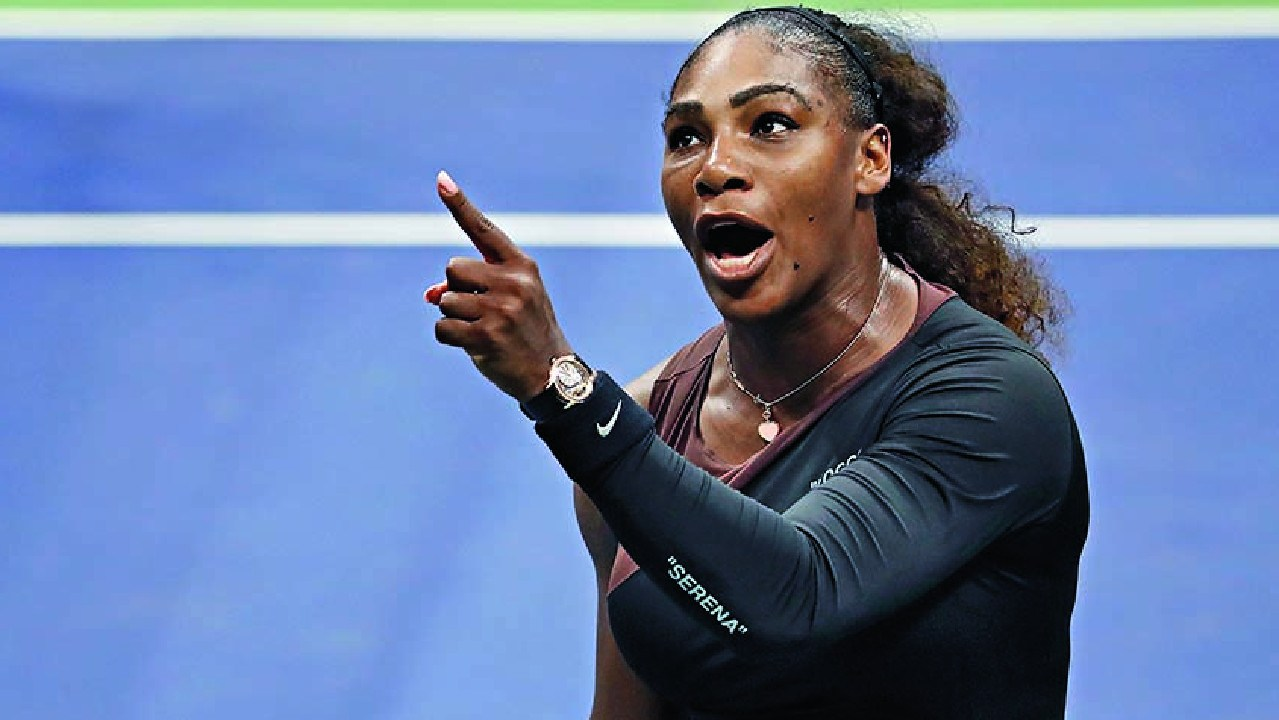 Serena Williams caused a stir when she returned to tennis after giving birth.