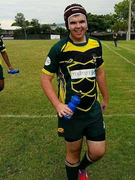 Dane Bracey drowned at a popular waterway near Townsville on Sunday. Pic Facebook
