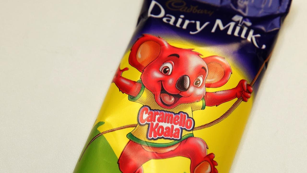 A Wandana Heights thief had a taste for Caramello Koalas. Picture: Supplied