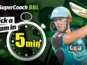 SuperCoach BBL: Pick a gun side in five minutes