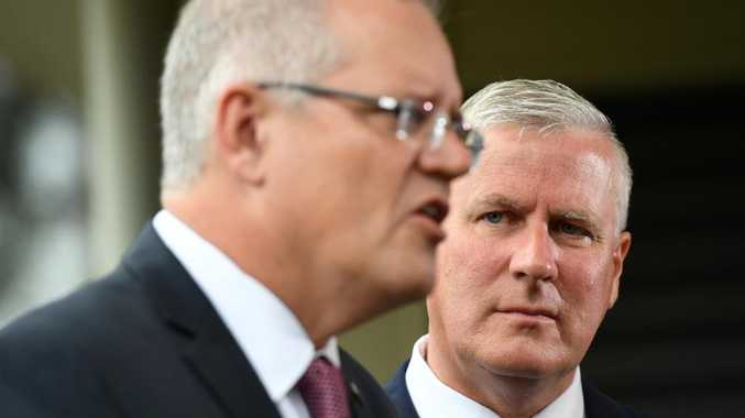 Deputy PM Michael McCormack has target on his back in wake of party turmoil.