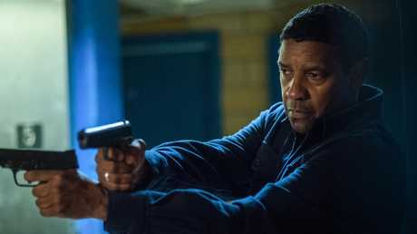 Denzel Washington is armed and dangerous in The Equalizer 2.