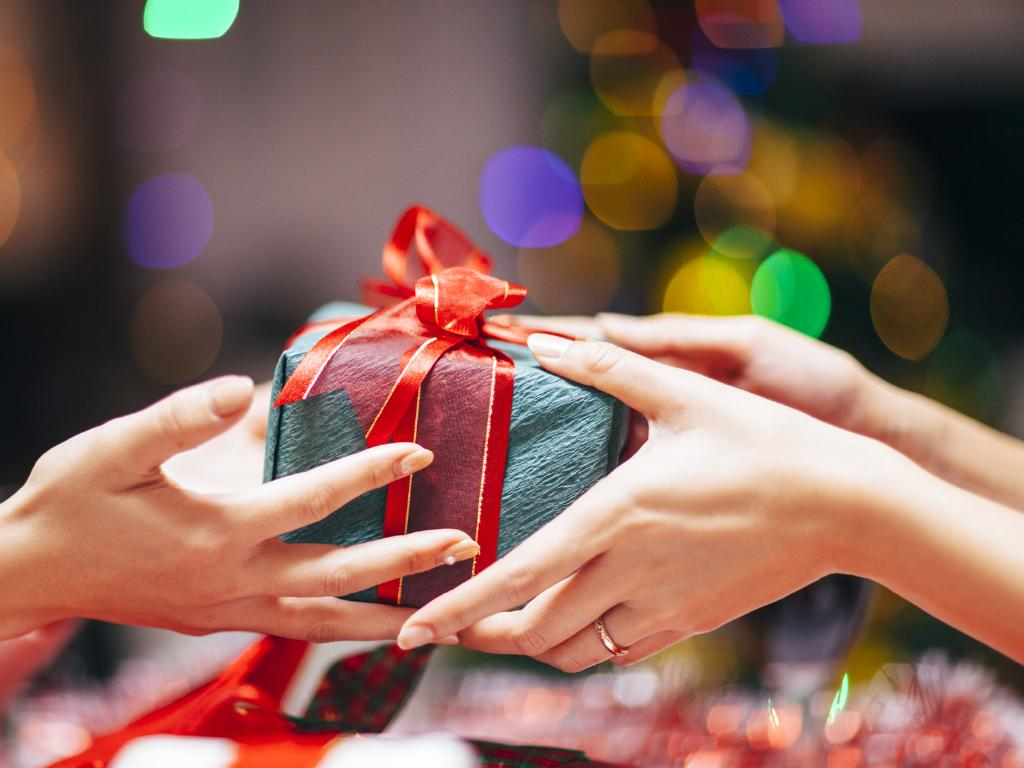 A grandmother from Melbourne has revealed why she won't gift typical presents at Christmas.