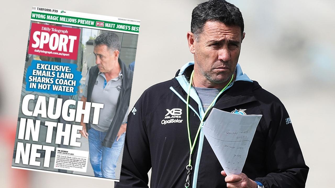 Shane Flanagan is set to be deregistered by the NRL.