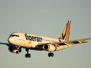 'Written threat' found on board Tigerair plane
