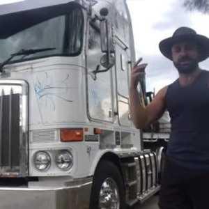 Tones Truckin Stories BLACK Hats