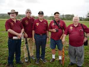 Canal Creek disaster, Trevor Seaby, Rod McCallum, J
