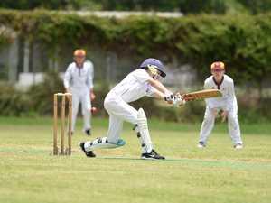 Cricket: GC U12 Jackson Robson.