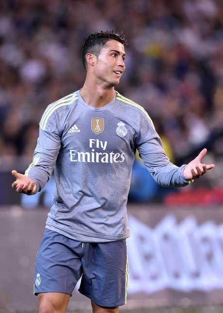 Cristiano Ronaldo is a social media powerhouse.
