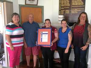 Biggenden the top group in North Burnett SES