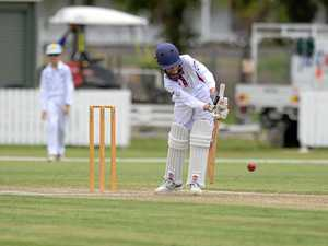 CQ under-12 cricket team opens account with good win