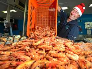 Aussie-caught seafood a Christmas treat