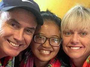 Orphan scam deceives Bundy's McDonald's owners