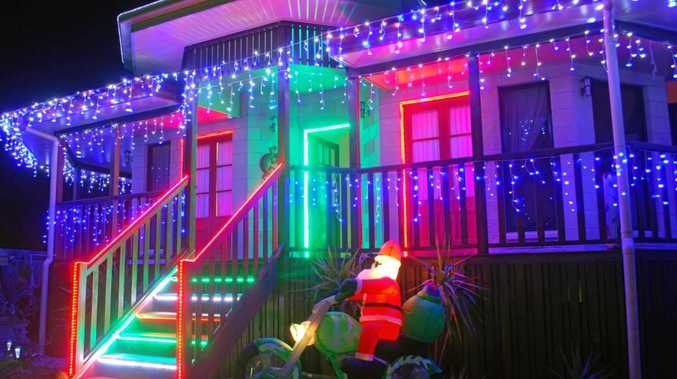 Where to see Christmas lights in CQ this year