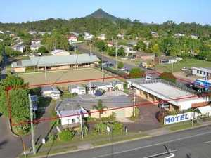 New shopping centre to rise from motel's dust