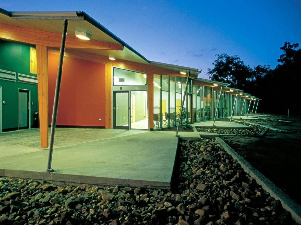 FLASHBACK: The Tewantin-Noosa TAFE campus in better days.
