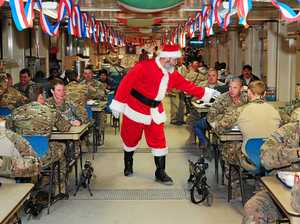 Christmas time can prove a tough time for veterans