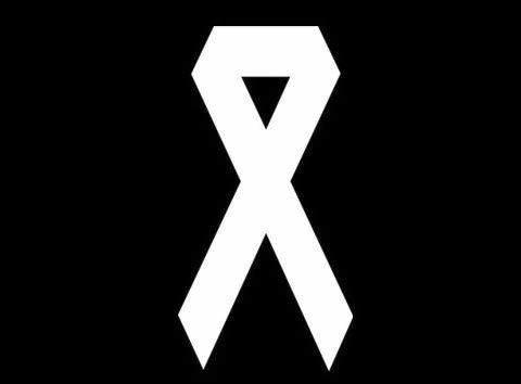 White Ribbon Day. 25th November 2015. Generic. Logo.