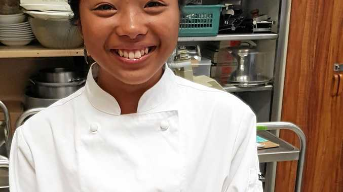 Irene San Andres who was recently named a finalist in the national Proud to Be a Chef Awards.
