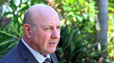 Detective Senior Sergeant Daren Edwards.  Photo: John McCutcheon / Sunshine Coast Daily