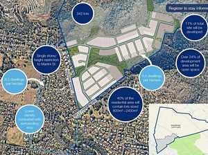 Council delays decision for DHA's Mount Lofty estate