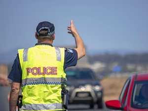 Crash closes west-bound lanes of Toowoomba Range