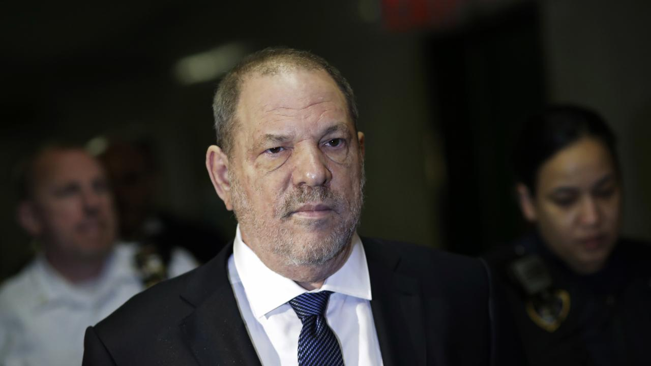 Allegations of sexual harassment and sexual assault against Harvey Weinstein were the trigger for the #MeToo movement, and women around the world speaking publicly about their own experiences. Picture: AP/Mark Lennihan