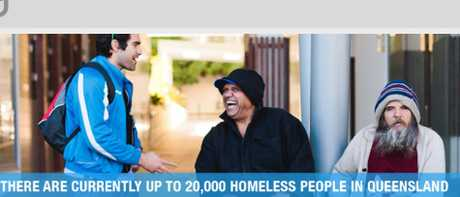 A helping hand is needed to support people in Brisbane experiencing homelessness