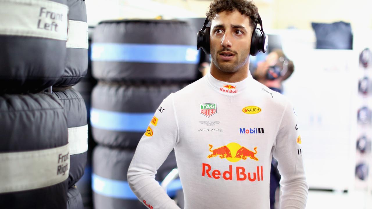 Daniel Ricciardo endured a rocky 2018.