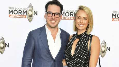 Sylvia Jeffreys' husband Peter Stefanovic announced yesterday he was leaving Channel 9 after 15 years.