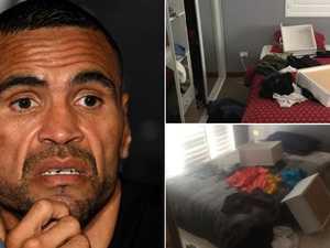 Mundine robbed: 'I have my suspicions'