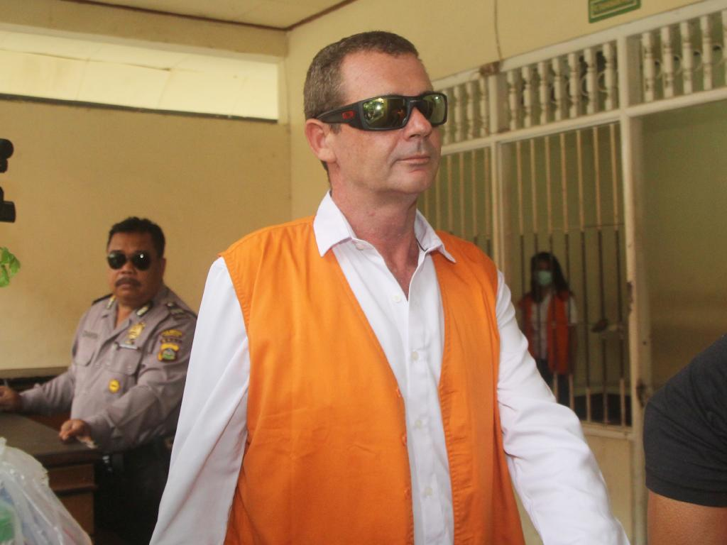 Brendon Luke Johnsson arrives at court. Picture: Supplied