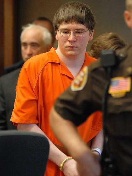 Brendan Dassey in 2007.